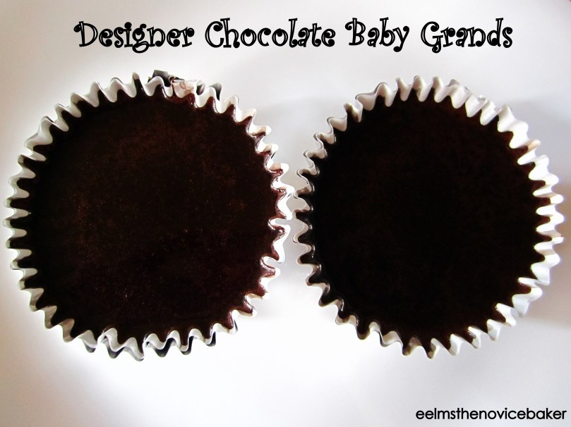 designer chocolate baby grands