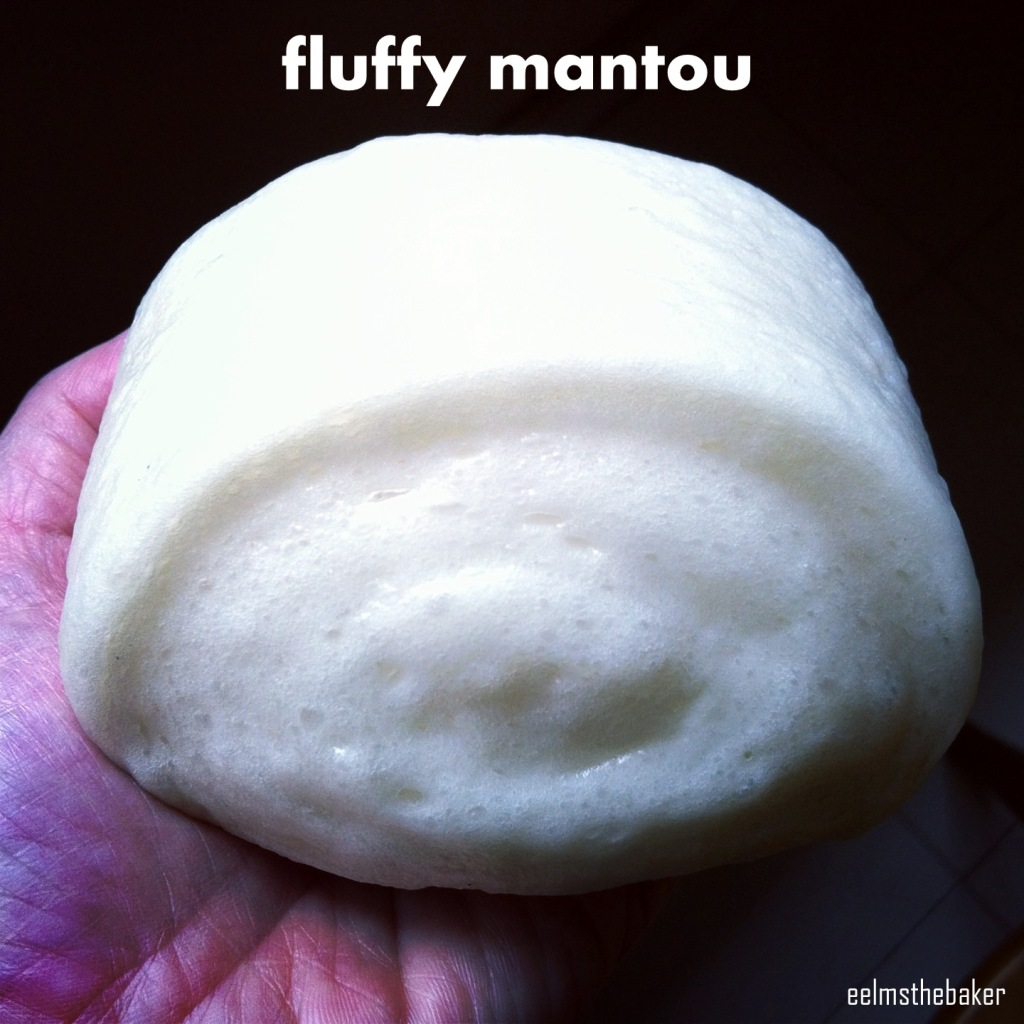 fluffy mantou